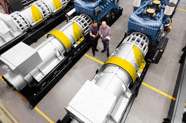 Rolls-Royce'dan 'kesintisiz güç' hamlesi