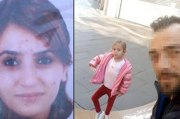 Ayrıldığı dini nikahlı eşi ve kızını öldürdü