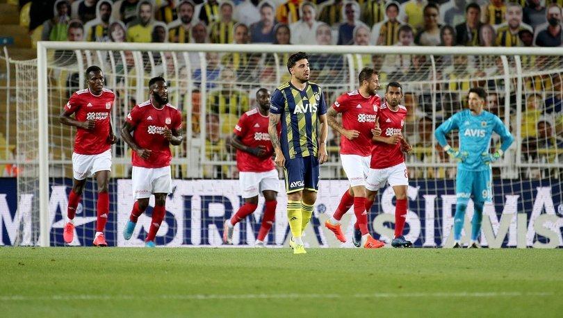Fenerbahçe - Sivasspor maçı