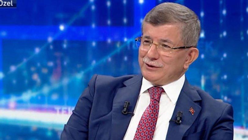 Gelecek Partisi Genel Başkanı Ahmet Davutoğlu Habertürk'te ...