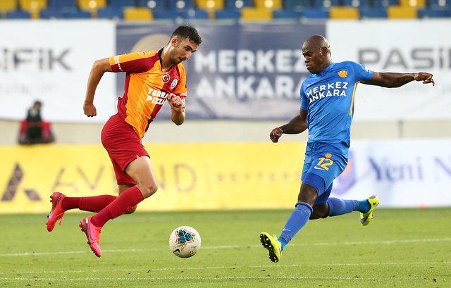 Ankaragücü - Galatasaray maçı yazar yorumları