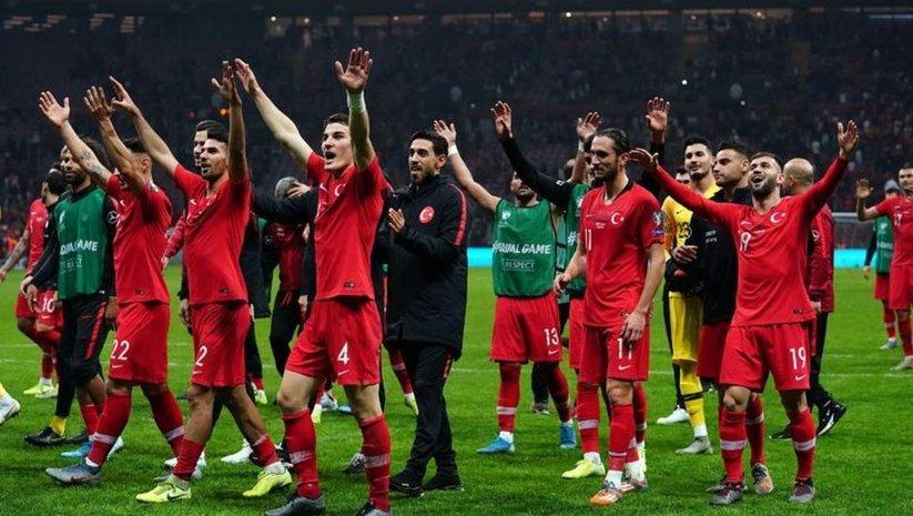 Almanya ile maç yapacağız!