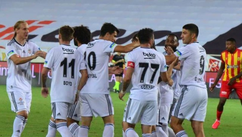 Yeni Malatyaspor - Beşiktaş maçı