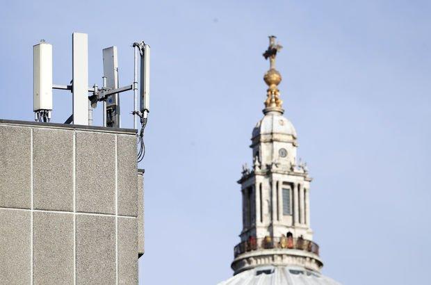 İngiltere karar verdi: Huawei 5G'den çıkarılacak!