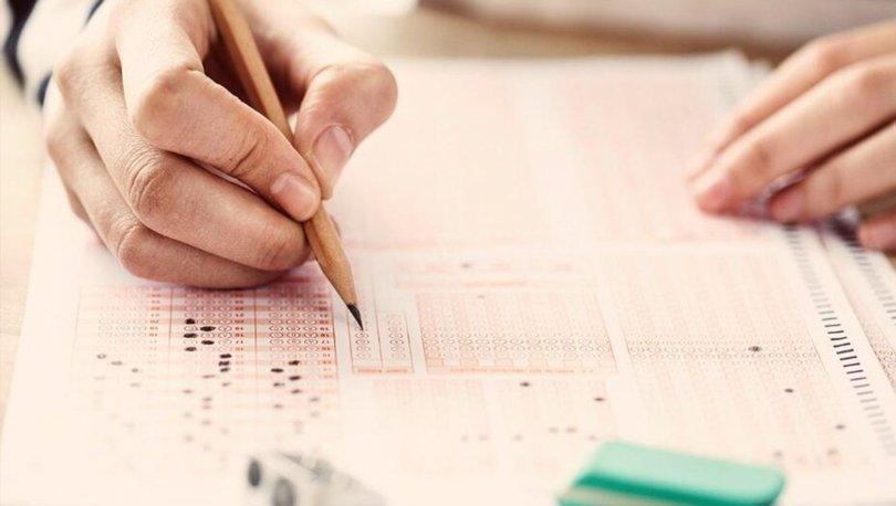 LGS sınav sonuçları