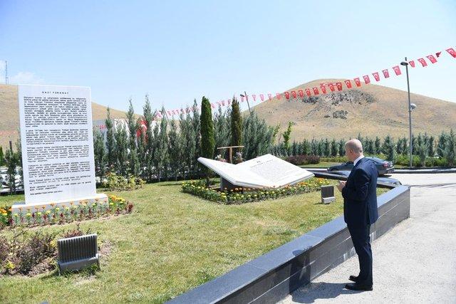 Bakan Karaismailoğlu Türksat'ın 15 Temmuz etkinliğine katıldı