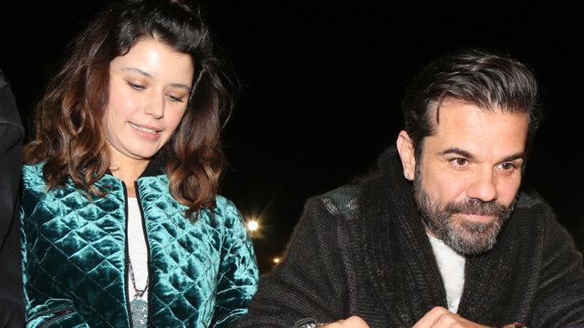 Beren Saat'ten Kenan Doğulu açıklaması: Beklenen aile fotoğrafını veremedik - Magazin haberleri