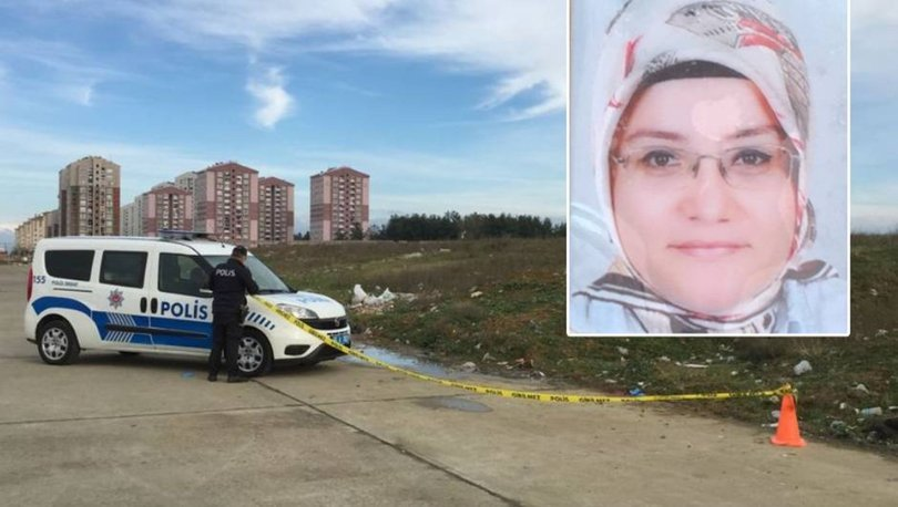 samsun kadın cinayeti