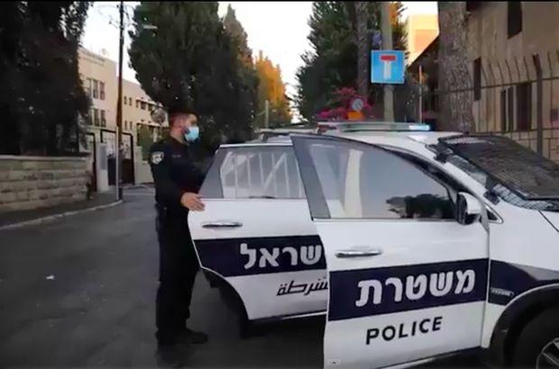Kudüs'te Türk bayrağına yapılan saldırıya soruşturma!