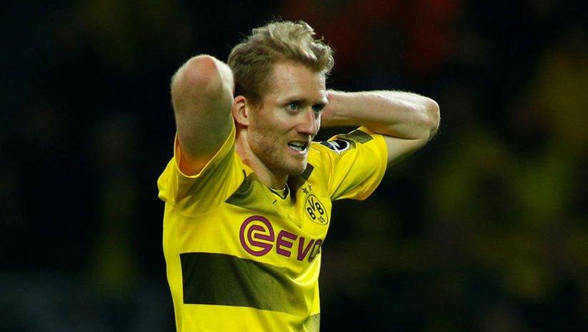 Dortmund ile Schürrle'nin yolları ayrıldı