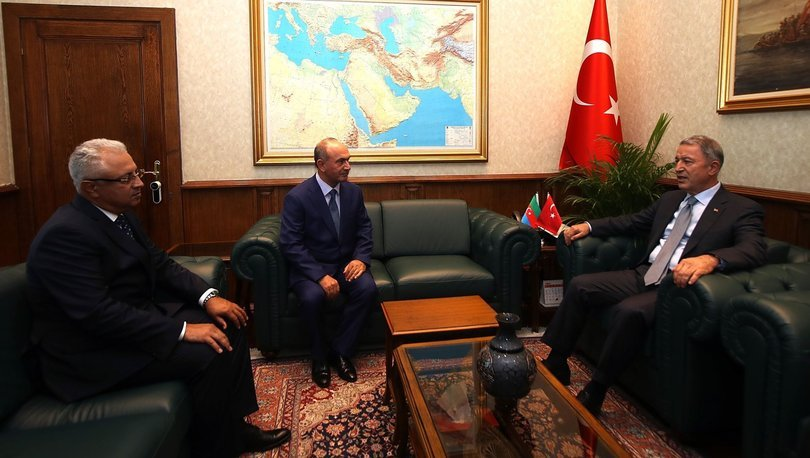 Hulusi Akar Azerbaycan