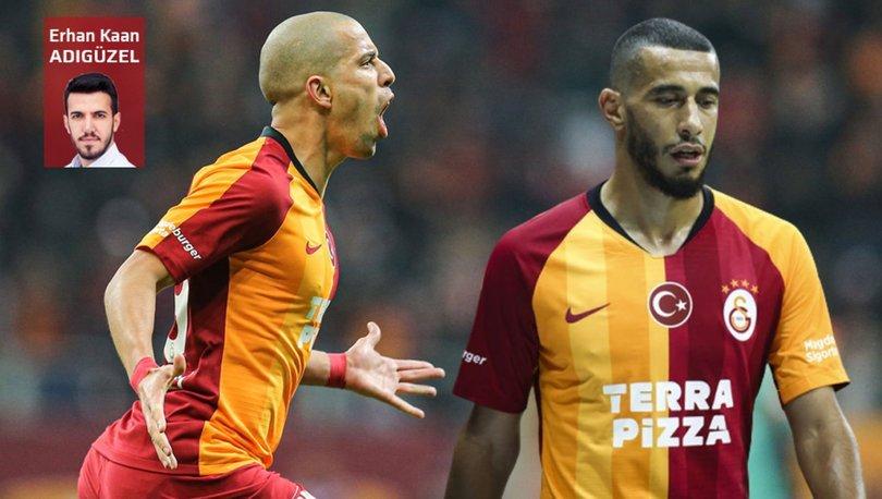 Belhanda ve Feghouli'den FIFA tehdidi - Galatasaray haberleri