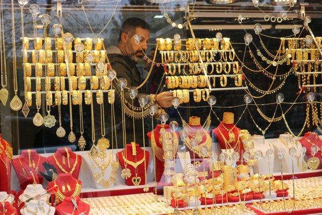 Son dakika altın fiyatları! Çeyrek altın gram altın fiyatları ne kadar oldu? 18 Temmuz Anlık