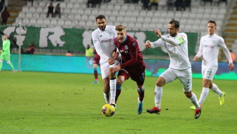 Trabzonspor Konyaspor