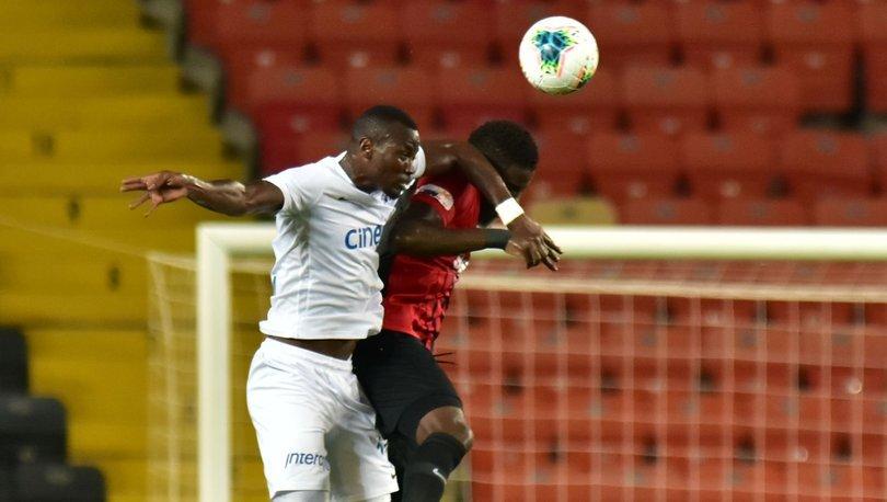 Gaziantep FK - Kasımpaşa maçı
