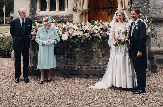 Kraliyet'te düğün heyecanı! İşte dikkat çeken detay