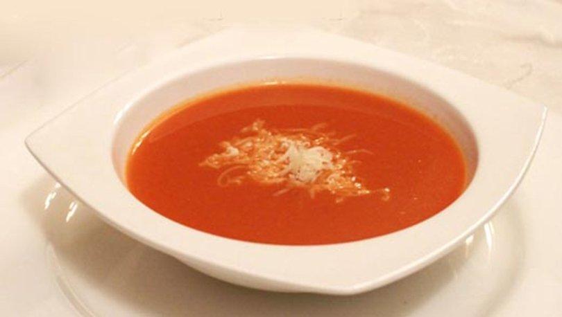 Domates çorbası tarifi, nasıl yapılır?