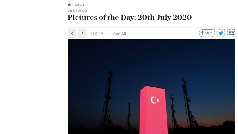Türkiye'nin yerli otomobili İngiliz basınında