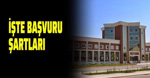Şeyh Edebali Üniversitesi sözleşmeli personel alımı