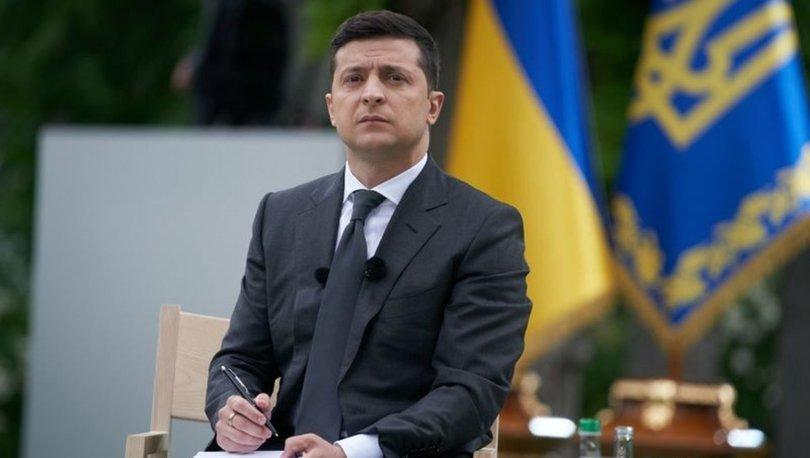 Ukrayna'da Zelenskiy film önerdi, rehine krizi sona erdi!