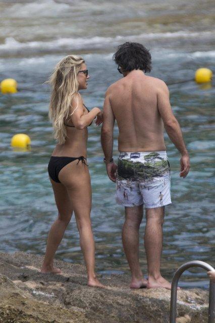 Sylvie Meis ile Niclas Castello'nun aşk tatili devam ediyor - Magazin haberleri