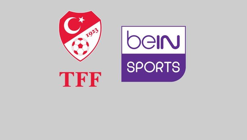 Son dakika haberi! TFF'den yayıncı kuruluş için ödeme açıklaması!