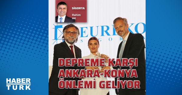 Depreme karşı Ankara-Konya çözümü