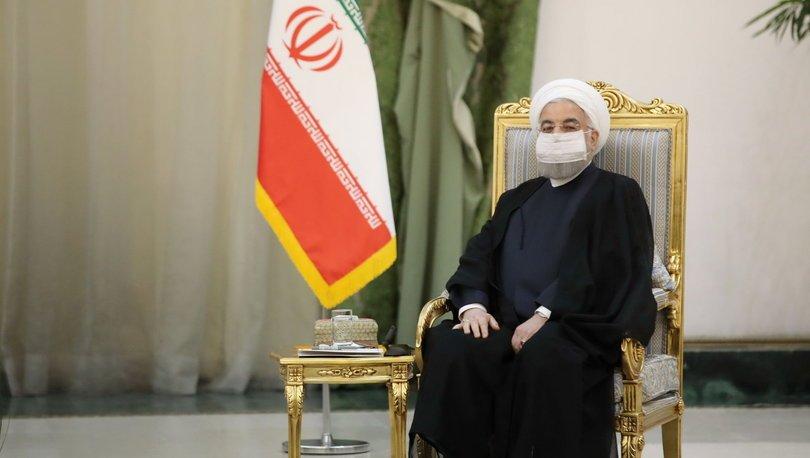 İran Cumhurbaşkanı Ruhani: