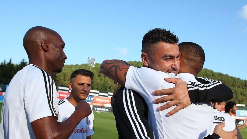 Beşiktaş'ta Kevin-Prince Boateng takımdan ayrıldı