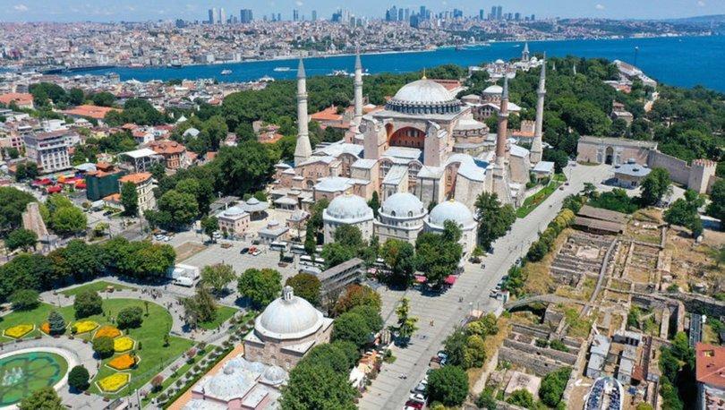 Son dakika! İstanbul Valisi Ayasofya için yapılan çalışmaları açıkladı - Haberler