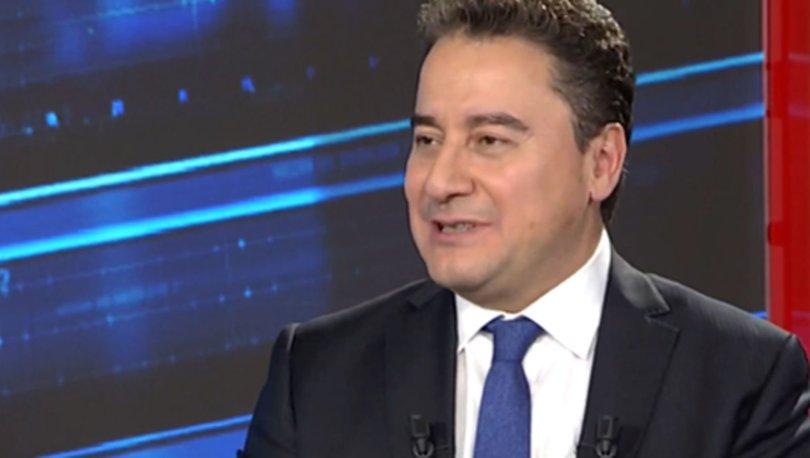 Son dakika! DEVA Partisi Genel Başkanı Ali Babacan Habertürk'te