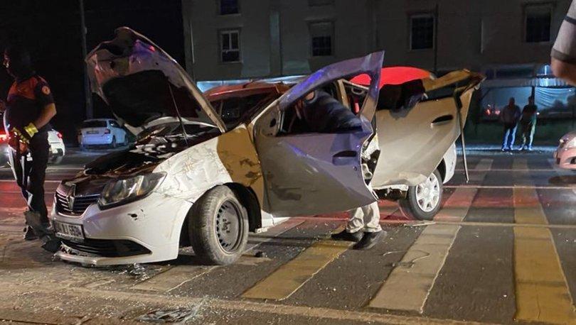 Düzce'de zincirleme trafik kazası!