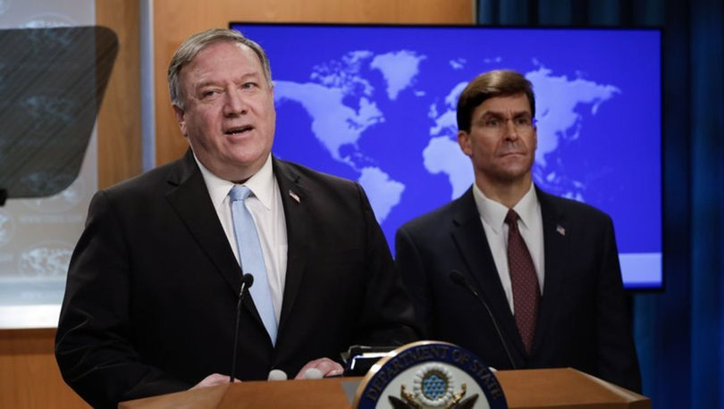 ABD Dışişleri Bakanı Pompeo'dan Çin Başkonsolosluğu açıklaması