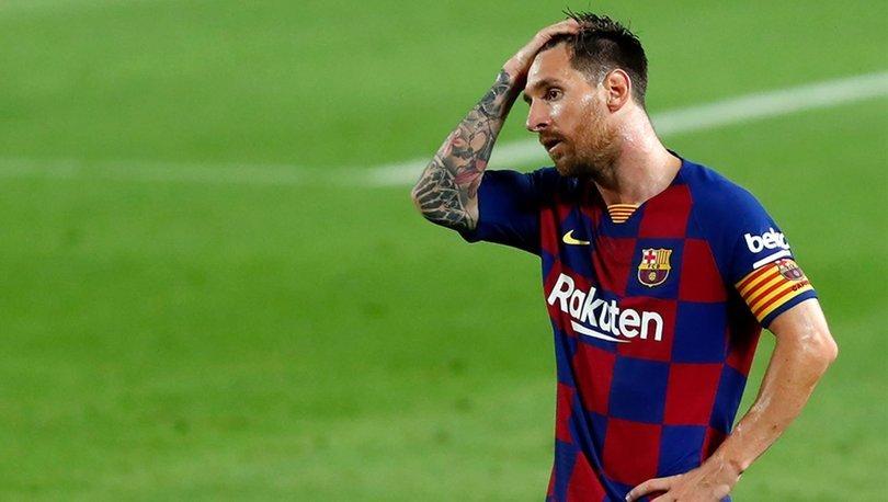 Messi, Inter'e transfer olacak mı?