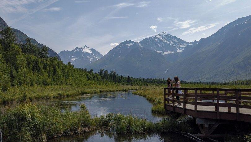 Alaska'da küresel ısınma