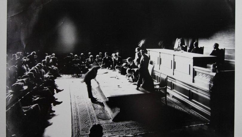 Son dakika haberler... Lozan Antlaşması 97 yaşında
