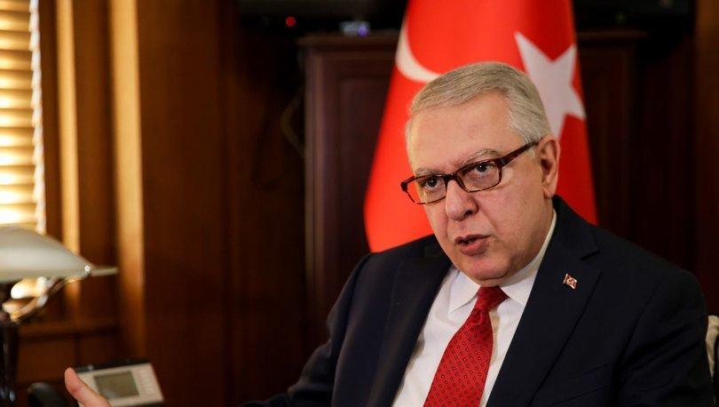 Türkiye'nin Washington Büyükelçisi Kılıç'tan, ABD Başkan Yardımcısı Pence'e