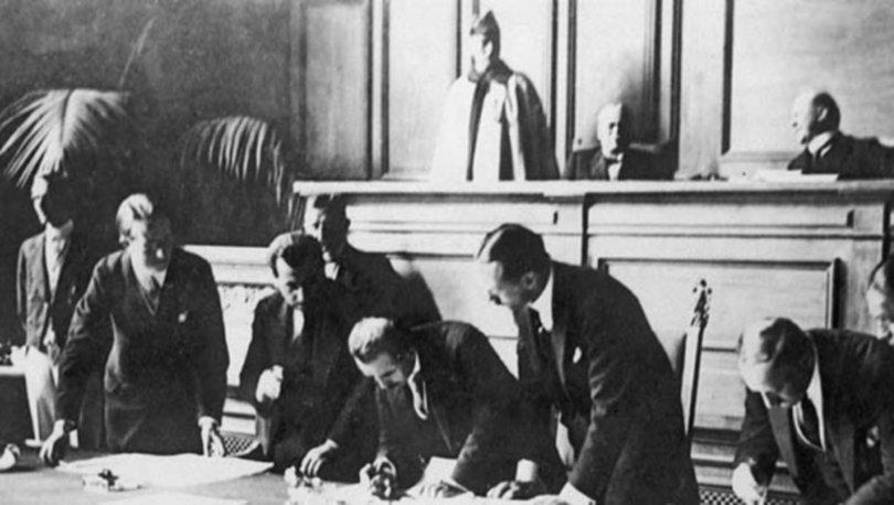 Lozan Antlaşması maddeleri nelerdir? 24 Haziran Lozan Antlaşması ve Ayasofya Camii açılışı