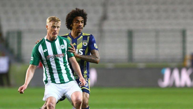 Konyaspor'da Jonsson ile yollar ayrıldı