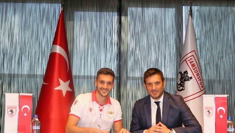 Vukan Savicevic, Samsunspor'da