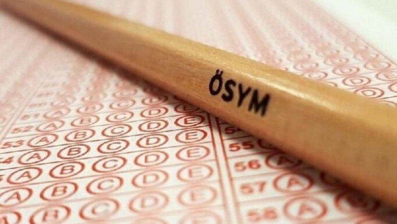ÖSYM TYT AYT sınav sonuçları ne zaman açıklanacak? ÖSYM YKS sonuçları tarih verildi