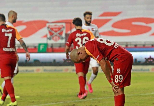 Antalyaspor - Galatasaray maçı yazar yorumları