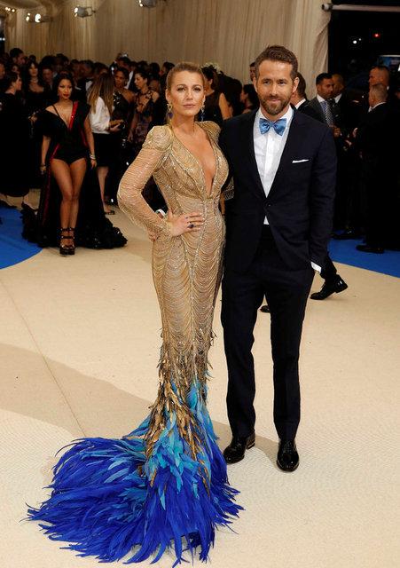 Blake Lively ve Ryan Reynolds çiftinin çocuklarının adı belli oldu - Magazin haberleri