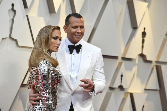 Alex Rodriguez'den Jennifer Lopez'e: Seninle geçen her dakika büyüleyici - Magazin haberleri