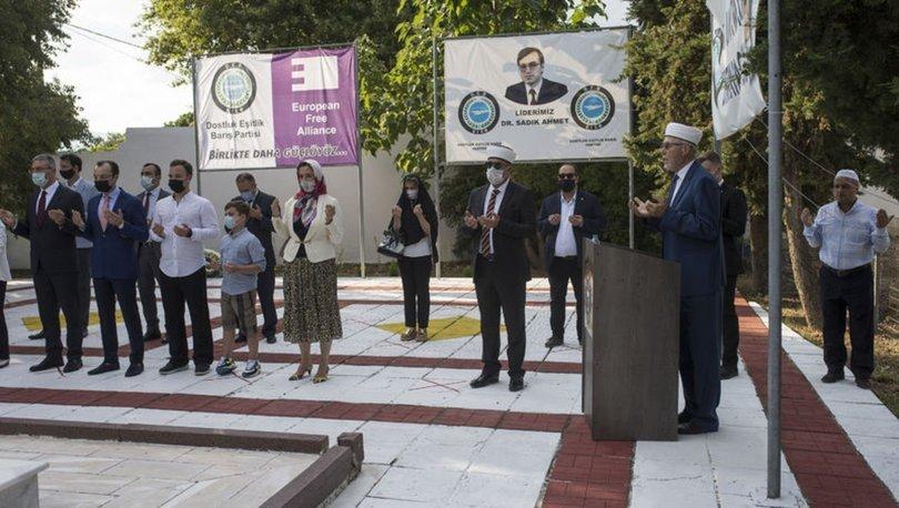 Dr. Sadık Ahmet vefatının 25. yılında Batı Trakya'da anıldı