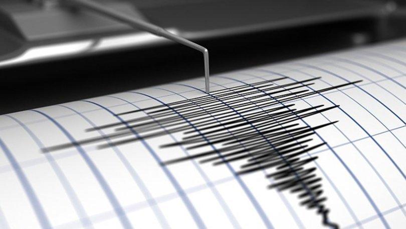 Son dakika haberi... Bingöl'de 4 büyüklüğünde deprem meydana geldi