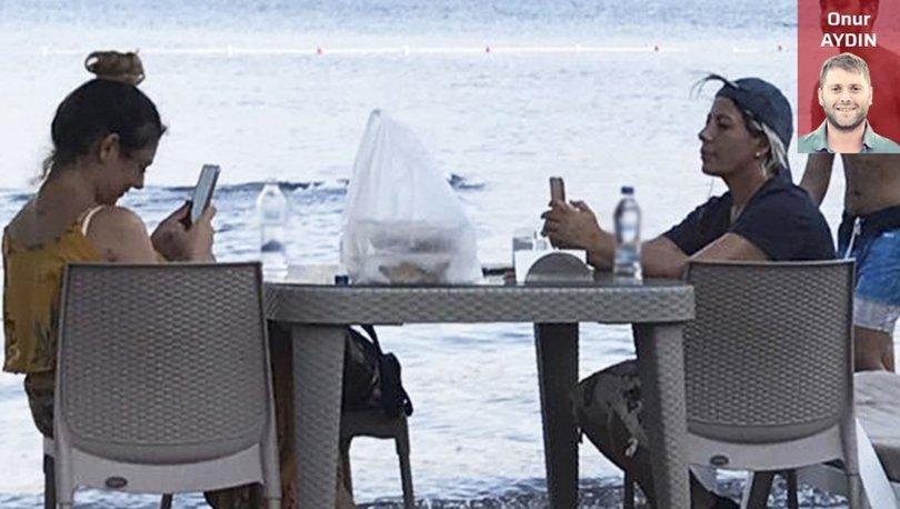 İntizar tatilde - Magazin haberleri