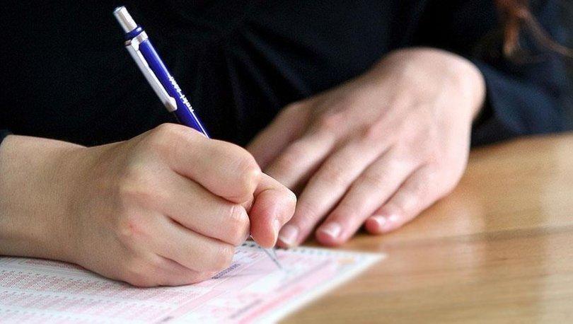 25-26 Temmuz AÖl sınavı saat kaçta başlayacak, bitecek? Açıköğretim lise sınav süreleri 2020