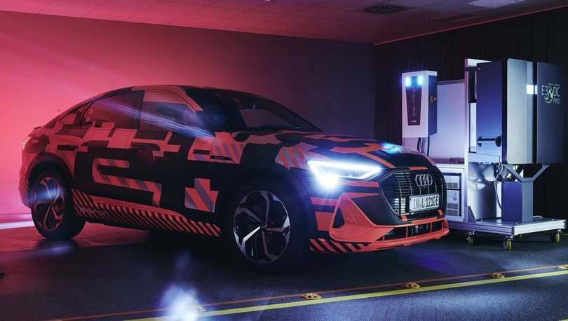 Audi otomobilden evin enerji ihtiyacını karşılayacak