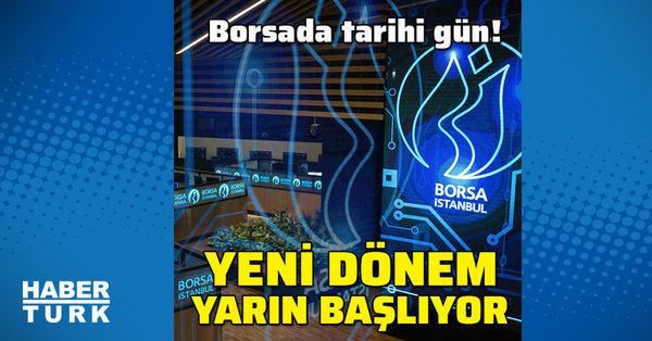 Borsa İstanbul'da tarihi gün